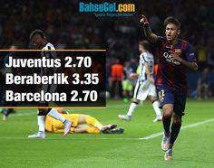 Gecenin maçında #Juventus evinde #Barcelona'yı ağırlıyor.  Bahis seçenekleri ve oranlar 👉 https://www.bahsegel85.com/futbol/uluslararasi-kulupler,623