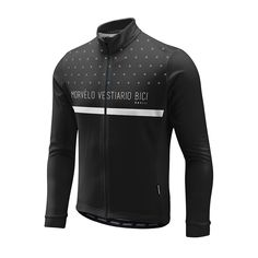 BICI MENS THERMOACTIVE LS JERSEY