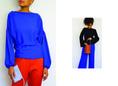 Simple Outfits, Collections, Blouse, Long Sleeve, Sleeves, Clothes, Beautiful, Tops, Design