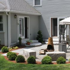 """Natural Path Landscaping """"creates a natural work of art right ..."""