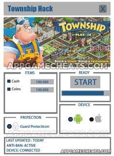 Township Hack Download. Township Hack Is it accurate to say that you are sitting at home playing the diversion Township? On the off chance that you are, then you most likely realize that the coins and money are indispensable to offer you some assistance with getting through the diversion and get the things you require. While you can get the.