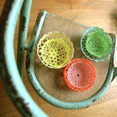 corbeilles en crochet maillo http://www.pinterest.com/melepat/crochet-laine/