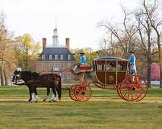 Colonial Williamsburg ~ A perfect afternoon visit!