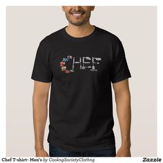 Chef T-shirt- Men's Shirt