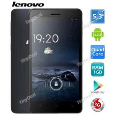 "LENOVO #S860 5.3"" IPS HD MTK65982 4-Core Android 4.2 Smart 3G Phone http://www.tinydeal.com/lenovo-s860-53-ips-hd-mtk65982-4-core-android-42-3g-phone-p-131421.html"