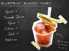 Blueprint Bloody Mary