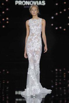 Colección Atelier 2017 #novias #vestidos #boda #blanco #Pronovias #wedding