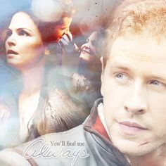 "Charming: ""And if you need anything..."" Snow: ""You'll find me?"" Charming: ""Always."" - Once Upon A Time, ABC TV series"