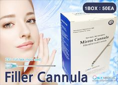 Only Medical 온리메디칼: Disposable Filler Cannula Made in Only Medical Kor...