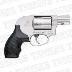 """The Smith & Wesson J-Frame has become the most popular small frame personal defense revolver on the market. With decades of reliable performance to its credit, the J-frame line offers models capable of firing .22 LR, .22 Magnum®, .38 S&W Special and the more powerful .357 Magnum® loads. SKU:163070 Model: 638 Caliber: .38 S&W Special +P Capacity: 5 Rounds Barrel Length: 1.875"""" / 4.7 cm Front Sight: Integral Rear Sight: Fixed Grip: Synthetic Action: Single/Double Action Frame Size: Small…"""