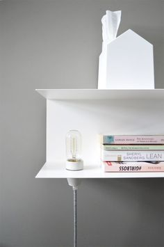 Bedside lamp DIY braided cable (2)
