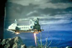 Making Blake's 7 ( Physics Facts, Sci Fi Tv Series, Original Tv Series, The Originals Tv, Bbc S, Spaceship Concept, Classic Sci Fi, Astrophysics, Starcraft