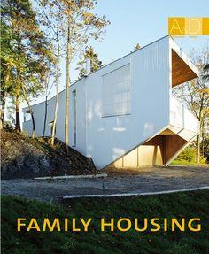 LIBROS: FAMILY HOUSING ARQUITECTURA