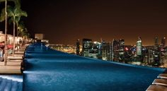 Infinity Pool Marina Bay Sands