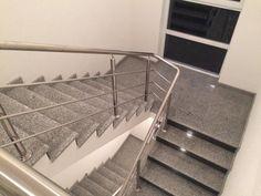 Granit Treppen für Innen und Außen   http://www.granit-deutschland.net/granit-treppen