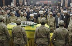 Mourners and Hezboll