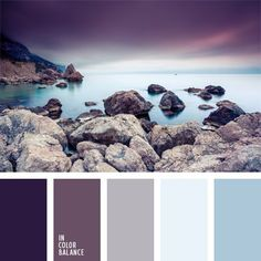 seaside palette