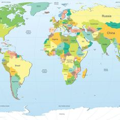 10 Best Hd Map Of The World FULL HD 1920×1080 For PC Desktop 2018 free download part 100 pretty world maps collection 800x800 Full World Map, New World Map, Name Of All Countries, World Map With Countries, Correct World Map, World Political Map, Flashcards For Kids, World Map Wallpaper, India Map
