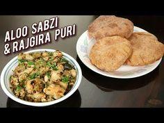 Rajgira Puri With Sukha Aloo Sabzi – Upvas Recipes Indian – Shravan Special Recipe – Ruchi | Rajshri Food