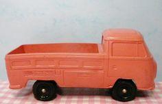 Items similar to Vinyl Line Volkwagen Transporter auto modelauto rubber car old vintage VW modelcar Tomte on Etsy Retro Toys, Vintage Toys, Retro Vintage, Nostalgia, Good Old Times, Toy Trucks, Sweet Memories, Old Toys, Plastic