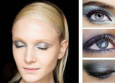 Модный макияж - 2015: модные стили, цвета и оттенки