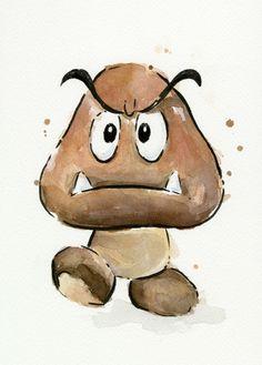 #goomba #nintendo #supermario