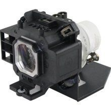NEC NP14LP replacement projector lamp bulb with housing - high quality replacement lamp by Shopforbattery. $59.77. This Shopforbattery part number SFP-325_124081 is the premium projector lamp that replaced the NEC NP14LP. This projector lamp is a brand new lamp with NEW housing and tested to be 100% OEM compatible. It is different from other sellers that only sell the bare lamp or bare bulb. This NEC NP14LP projector lamp is made in Taiwan and comes with 90 days wa...