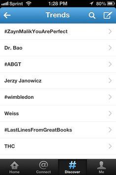 #1 trend worldwide ❤