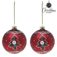 El mejor precio en Hogar 2017 en tu tienda favorita https://www.compraencasa.eu/es/decoracion-navidena/94851-bolas-de-navidad-christmas-planet-1785-8-cm-2-uds-cristal-rojo.html
