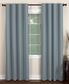Elrene Cachet 3-in-1 Window Treatment Collection