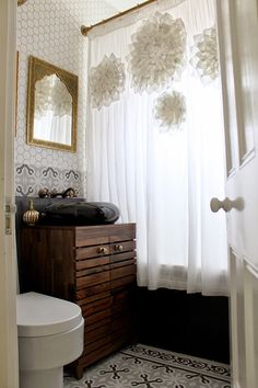 Swoon Worthy: Operation Bathroom Remodel:  The Sources