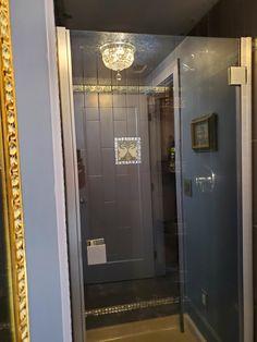 """HeartDeco,"" Lakeheart Guesthouse Shower Oregon Coast, Locker Storage, Art Deco, Shower, The Originals, Furniture, Home Decor, Rain Shower Heads, Decoration Home"