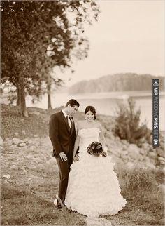 Odalys Mendez Photography - super dreamy image | VIA #WEDDINGPINS.NET