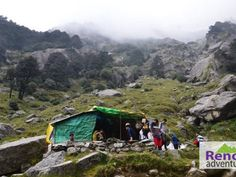Hemkund Sahib Yatra can be combined with beautiful trek to the Valley of Flowers. Hemkund Sahib Yatra begins from Govindghat a 13 Kms of trek to Ghangaria