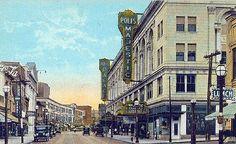 Poll's Majestic theatre, 1347 Main Street Bridgeport, CT