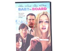 Brand New Baby on Board DVD Romance Comedy Heather Graham Jerry O'Connell John C