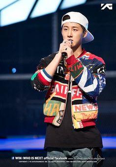 WIN : WHO IS NEXT ♡ Team B - B.I (김한빈)
