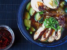 Chicken Ramen Stock