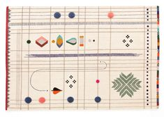 Handmade rugs by Doshi Levien