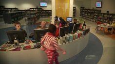 Library Ireland Week 2011 - Book Dominoes