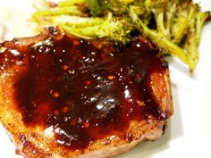 Eat Laugh Love: Secret Recipe Club - Molasses Coffee Marinated Pork Chops Marinated Pork Chops, Recipe Club, Food Club, Secret Recipe, Meatloaf, Steak, The Secret, Coffee, Recipes