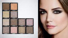 Katie Holmes & Bobbi Brown Fall 2013 New Eyeshadow Collection