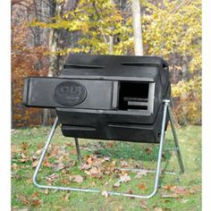 Spinning Compost Bins makes composting easy and fun! Like having your own wheel of fortune game in your back yard...