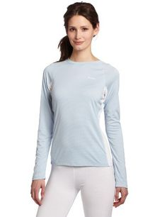 Columbia Sportswear Women's Base Layer Insect Blocker Long Sleeve Top (Large, Mirage) by Columbia. $48.56. Thanks to our advanced Omni-Wick™ technology, the Bug Shield Long Sleeve is also outfitted with superior moisture processing to keep you dry and comfortable, and the sleek mini-mesh fabrication keeps the fresh air constantly flowing through. The ergonomic design includes a drop tail in back for crucial coverage at lower back when you're bending over, and rag...