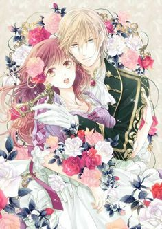 Please visit our website to support us! Couple Manga, Anime Love Couple, Anime Couples Manga, Cute Anime Couples, Couple Art, Anime Cupples, Anime Chibi, Anime Guys, Fantasy Couples