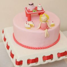 Bake Shop Cake Tutorial:   http://myhoneysplace.com/decorating-cakes-with-links-to-insructions/