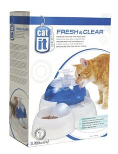 Cat It Pet Drinking Fountain with Food Bowl by Catit, http://www.amazon.co.uk/dp/B0006L2LWS/ref=cm_sw_r_pi_dp_j1iYrb122J766