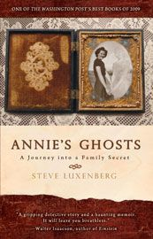 Annie's ghosts : a journey into a family secret by Steve Luxenberg