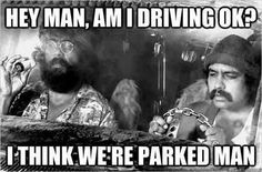 While there are effective tests for alcohol intake, it's difficult to judge who is driving under the influence of marijuana. Weed Memes, Medical Marijuana, Vape Memes, Weed Humor, Cheech E Chong, Funny Quotes, Funny Memes, Funny Shit, Smoking Weed