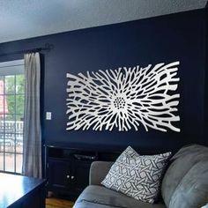 Laser Cut Aluminum, Laser Cut Metal, Hallway Wall Decor, Wall Art Decor, Decorative Panels, Decorative Objects, Metal Walls, Metal Wall Art, Plexiglass Panels